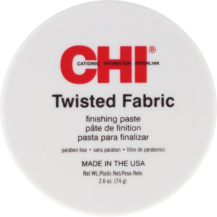 Структурирущая паста для волос - CHI Twisted Fabric — фото N1