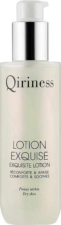 Тонизирующий лосьон для лица для сухой кожи - Qiriness Exquisite Lotion