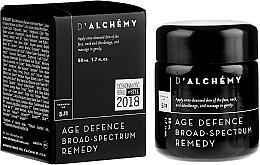 Духи, Парфюмерия, косметика Крем для зрелой кожи - D'Alchemy Age Defense Broad Spectrum Remedy
