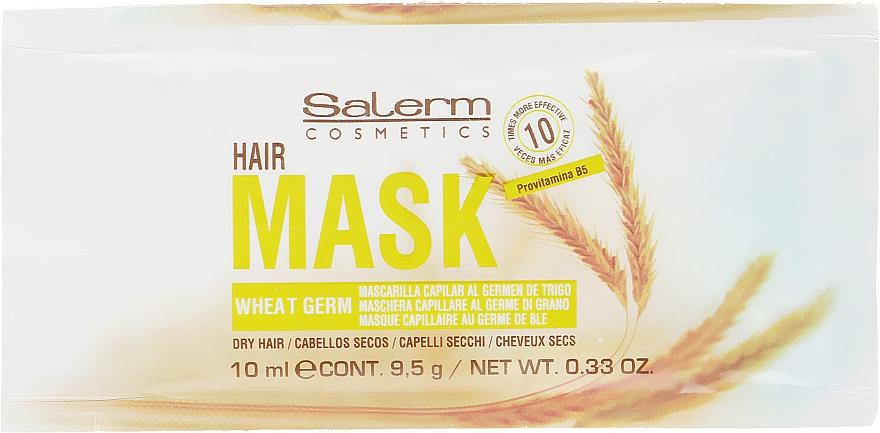 Капиллярная маска - Salerm Mascarilla Capilar (пробник)