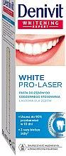 Духи, Парфюмерия, косметика Зубная паста - Denivit White Pro Laser