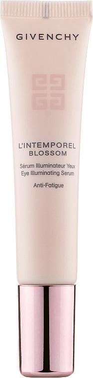 Сыворотка для кожи вокруг глаз - Givenchy L'Intemporel Blossom Eye Illuminating Serum