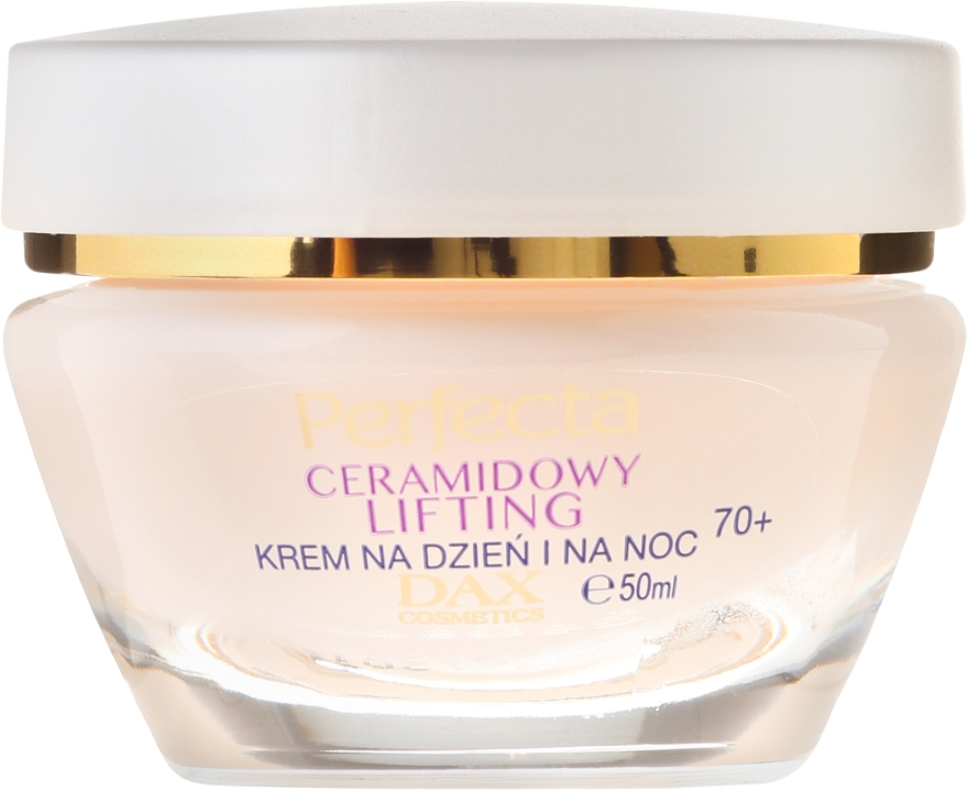 Антивозрастной крем для лица - Perfecta Ceramid Lift 70+ Face Cream — фото N2