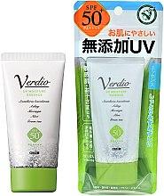 Парфумерія, косметика Антивікова сонцезахисна есенція - Omi Brotherhood Verdio UV Moisture Essence SPF 50+