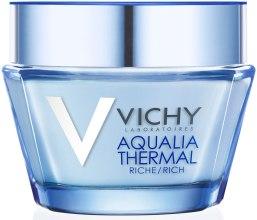"""Духи, Парфюмерия, косметика Насыщенный крем """"Динамичное увлажнение"""" - Vichy Aqualia Thermal Dynamic Hydration Riche Cream"""