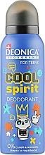 Духи, Парфюмерия, косметика Дезодорант - Deonica For Teens Cool Spirit