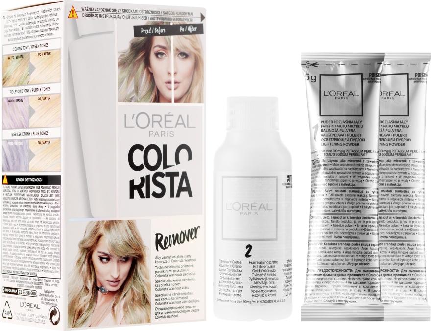 Средство для снятия краски с волос - L'Oreal Paris Colorista Hair Color Remover
