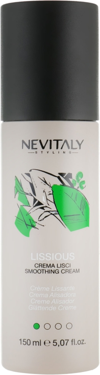 Разглаживающий крем для волос - Nevitaly Lissious Smoothing Cream