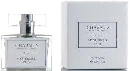 Chabaud Maison De Parfum Mysterious Oud - Парфюмированная вода — фото N3
