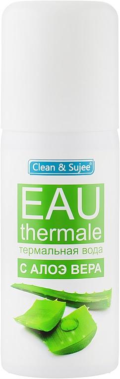 Термальная вода с Алоэ Вера - Красота и здоровье Clean & Sujee