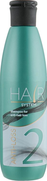 Шампунь против выпадения волос. Шаг 2 - J'erelia Hair System Shampoo Anti-Loss 2