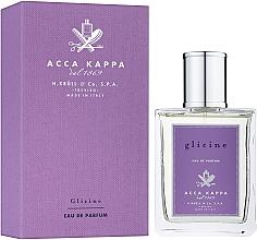 Духи, Парфюмерия, косметика Acca Kappa Glicine - Парфюмированная вода