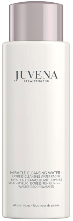 Мицеллярная вода - Juvena Pure Cleansing Miracle Cleansing Water (тестер)