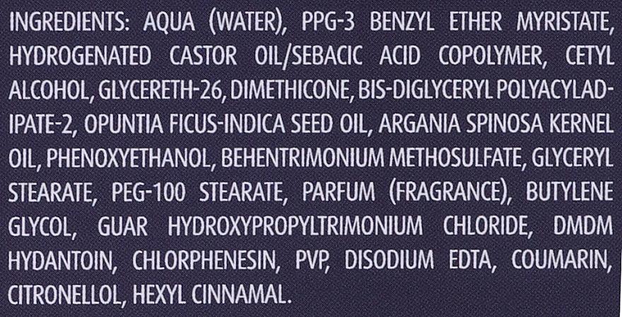 Питательный несмываемый кондиционер для волос с опунцией - Arganicare Prickly Pear Nourishing Leave-in Conditioner — фото N4