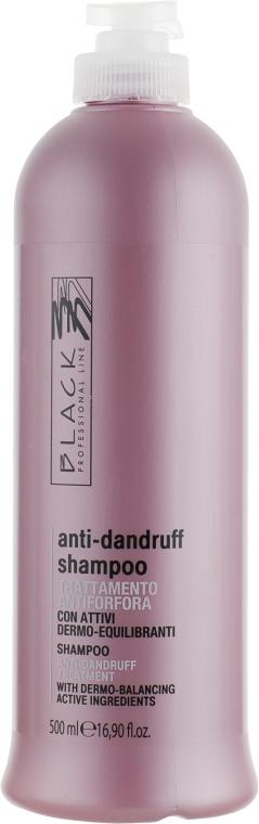 Шампунь против перхоти - Black Professional Line Anti-Dandruff Shampoo