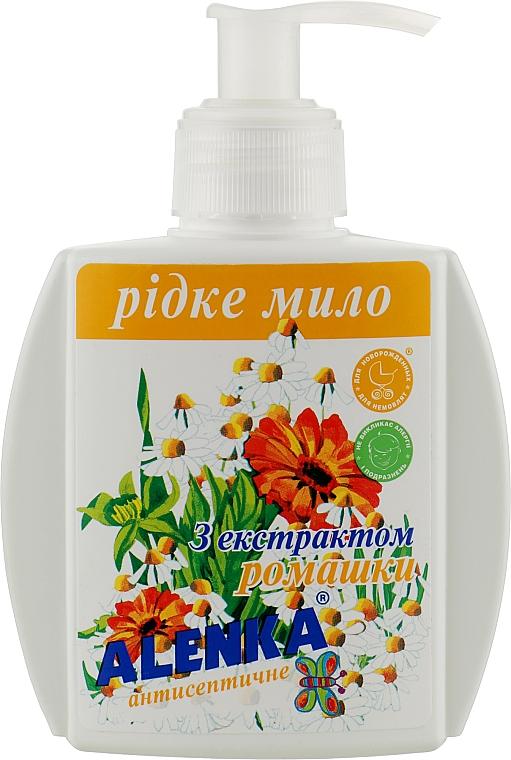 Жидкое мыло с экстрактом ромашки - Alenka