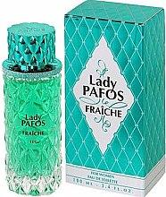 Духи, Парфюмерия, косметика Art Parfum Lady Pafos Fraiche - Туалетная вода