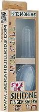 Парфумерія, косметика Напальчник-щітка - Jack N' Jill