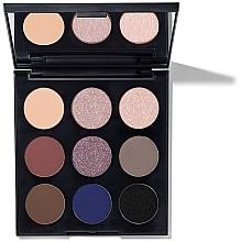 Духи, Парфюмерия, косметика Палетка теней - Morphe 9S So Chill Artistry Eyeshadow Palette