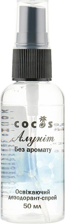 "Дезодорант-спрей ""Алунит"" без аромата - Cocos"