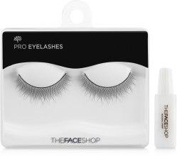 Духи, Парфюмерия, косметика Накладные ресницы - The Face Shop Pro Eyelashes