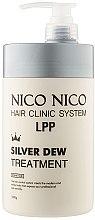 Духи, Парфюмерия, косметика УЦЕНКА Маска для волос с ионами серебра - Nico Nico Silver Dew Treatment *