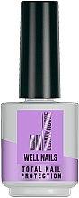 Духи, Парфюмерия, косметика Средство по уходу за ногтями - Beauty House Well Nails Total Nail Protection
