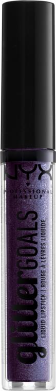 Жидкая помада для губ - NYX Professional Makeup Glitter Goals Liquid Lipstick