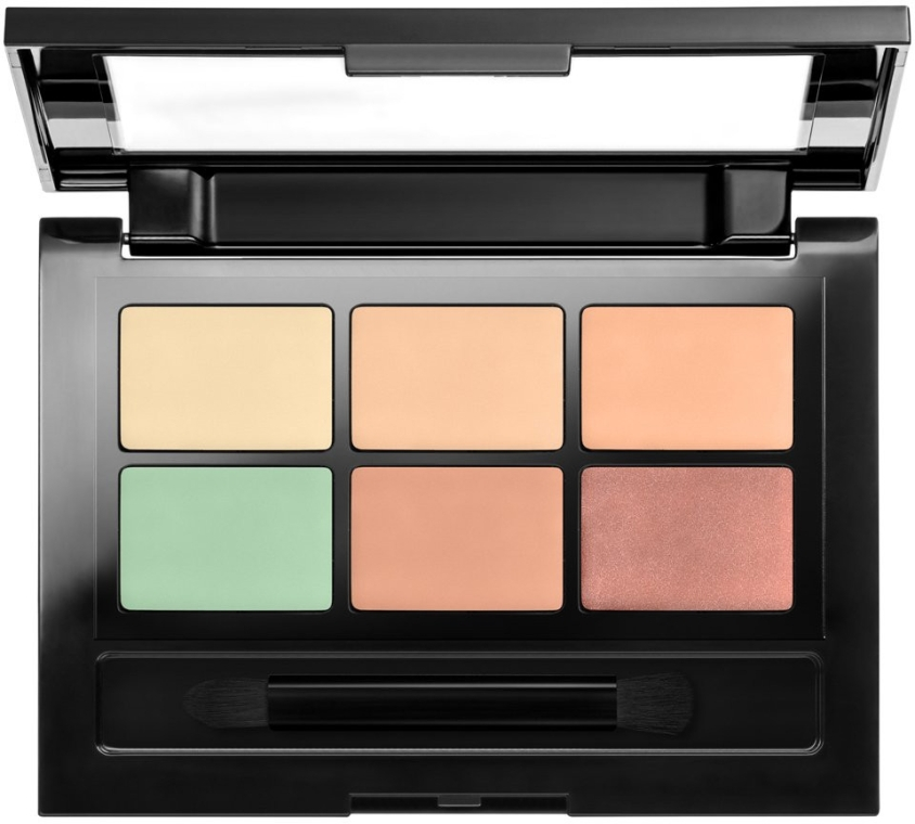 Палетка корректоров для лица - Maybelline New York Facestudio Master Camo Color Correcting Kit  — фото N2