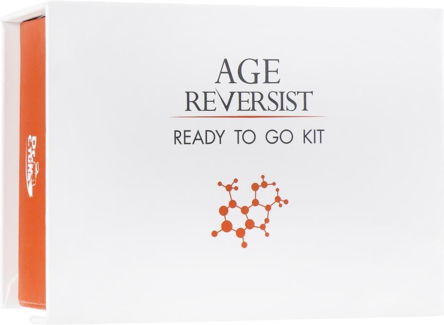 Набор для кожи вокруг глаз - Farmasi Dr. Tuna Age Reversist (cr/15ml + cr/10x0.3ml)