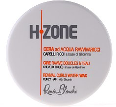 Духи, Парфюмерия, косметика Воск для кудрявых волос с глицерином - H.Zone Wax
