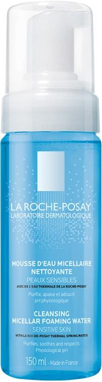 Мицеллярная пенка для очищения чувствительной кожи - La Roche-Posay Physiological Cleansing Micellar Foaming Water