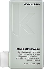 Духи, Парфюмерия, косметика Освежающий шампунь для мужчин - Kevin.Murphy Stimulate-Me Wash