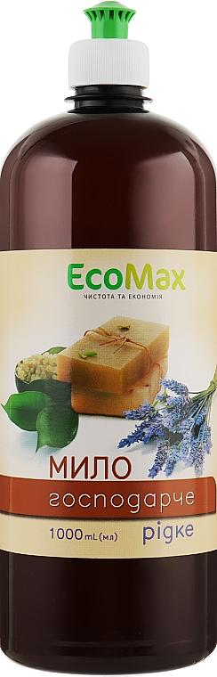 Жидкое хозяйственное мыло - EcoMax
