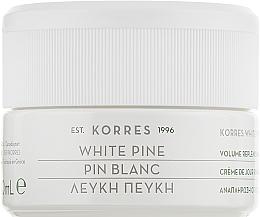 Духи, Парфюмерия, косметика Дневной крем для коррекции глубоких морщин - Korres White Pine