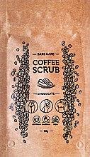"Духи, Парфюмерия, косметика Кофейный скраб ""Шоколад"" - Bare Care Chocolate Coffee Scrub"