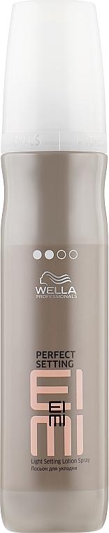 Лосьон для укладки - Wella Professionals EIMI Perfect Setting