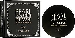Парфумерія, косметика Гідрогелеві патчі для очей, з чорними перлами - Images Beautecret Seaucysket Eye Mask