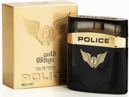 Духи, Парфюмерия, косметика Police Gold Wings Men - Туалетная вода