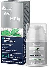 Духи, Парфюмерия, косметика Крем для лица матирующий - Ava Laboratorium Eco Men Cream