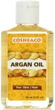 Духи, Парфюмерия, косметика Аргановое масло для тела и волос - Cosheaco Argan Oil