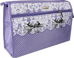 Духи, Парфюмерия, косметика Косметичка, 96105, фиолетовая - Top Choice