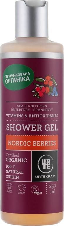 """Гель для душа """"Скандинавские ягоды"""" - Urtekram Nordic Berries Shower Gel"""