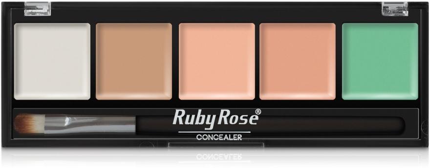 Набор консилеров для лица - Ruby Rose Concealer for Face