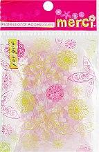 Духи, Парфюмерия, косметика Шапочка для душа, MB2260, розовая - Merci