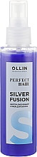 Духи, Парфюмерия, косметика Нейтрализующий спрей для волос - Ollin Perfect Hair Silver Fusion
