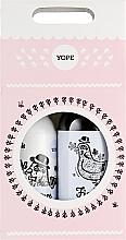 Духи, Парфюмерия, косметика Набор - Yope Fig (soap/500ml + b/lot/300ml)