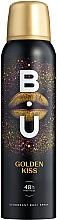 Духи, Парфюмерия, косметика B.U. Golden Kiss - Дезодорант-спрей