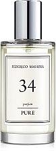 Federico Mahora Pure 34 Femme - Парфюмированная вода — фото N2