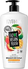 """Духи, Парфюмерия, косметика Бальзам для тела """"Манго и Авокадо"""" - Eveline Cosmetics I Love Vegan Food Body Balm"""